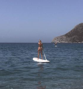 Paddleboard bikini